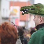 la umzug krokodil